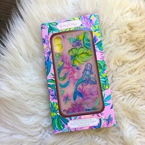 Lilly Pulitzer Mermaid in the Shade IPhone XR Case